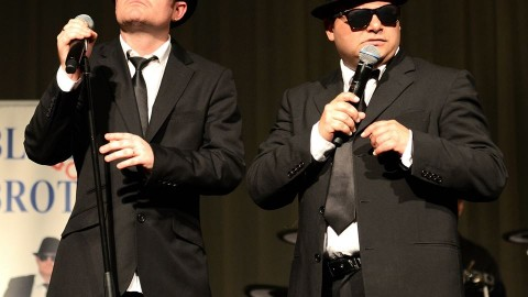 Blues Brothers Feel Soul at Soul Central Dee Why