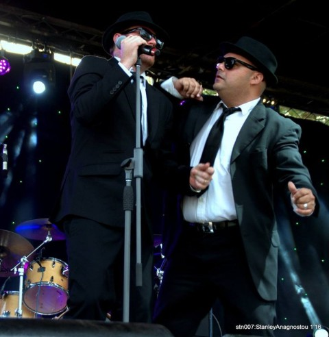Saturday 21st May Blues Brothers Rebooted At Ocean Beach Hotel Umina 8pm
