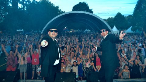 Blues Brothers Rebooted Live at Bull & Bush (Baulkham Hills)