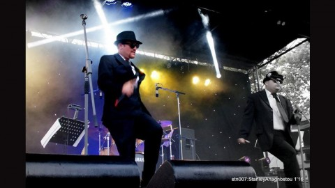 Saturday 23rd April Blues Brothers Rebooted Show At Wenty Leagues 7pm