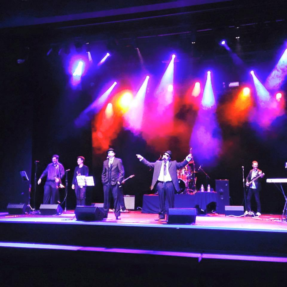 Sydney, Australia Blues Brothers Rebooted Live