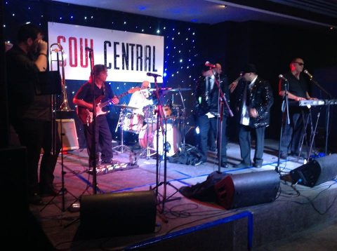 Blues Brothers Rebooted Live & Back @ SOUL CENTRAL (Dee Why)