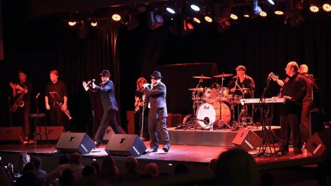 Blues Brothers Rebooted Live at the Bull N Bush