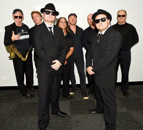 Christmas In July With Blues Brothers Rebooted Live at Kingsgrove R.S.L