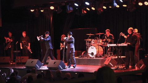Blues Brothers Rebooted Live at Everglades Country Club (Woy Woy)