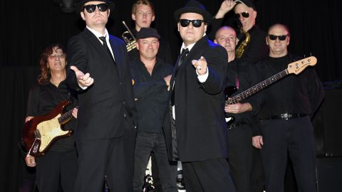 Blues Brothers Rebooted Live At Miranda Hotel
