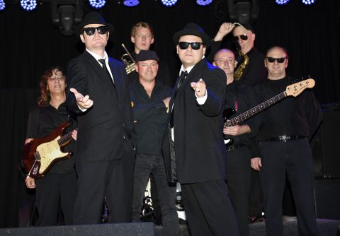 Blues Brothers Rebooted Live And Back At The Brass Monkey (Cronulla)