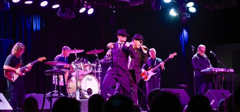 Blues Brothers Rebooted Live At Katoomba R.S.L