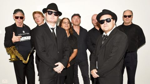 Blues Brothers Rebooted Live at Edgeworth Sports Club