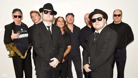 Blues Brothers Rebooted Live at Austral Bowling Club