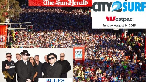 Blues Brothers Rebooted Live At – City To Surf (2016)