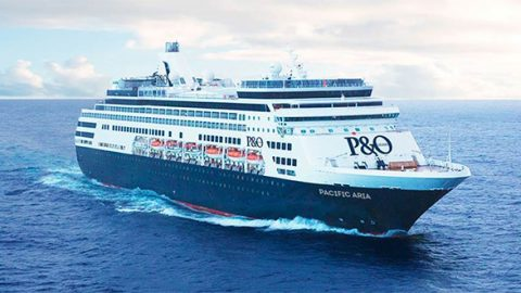 Blues Brothers Rebooted Sail P&0 Pacific Aria – Vanuatu To Brisbane