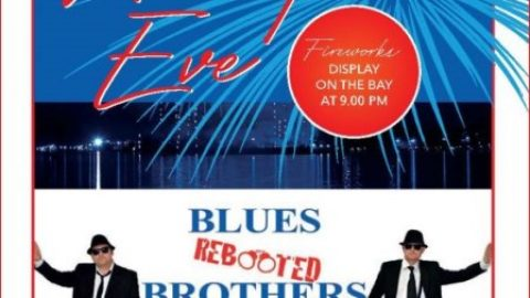 "Blues Brothers Rebooted Live – NEW YEARS EVE (Feat) John""Elvis""Collins and Di Solomon At Georges River Sailing Club"