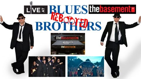 Blues Brothers Rebooted Live at The Basement