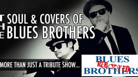 Blues Brothers Rebooted (Duo) at Lorn Park Bowling Club (Maitland)
