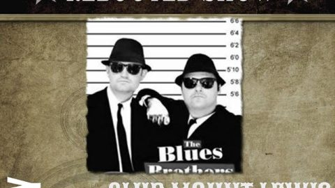 Blues Brothers Rebooted Live at Club Mount Lewis (Greenacre)
