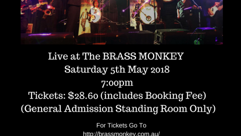 Blues Brothers Rebooted Live at The Brass Monkey