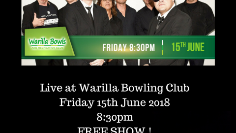Blues Brothers Rebooted live at Warilla Bowling Club
