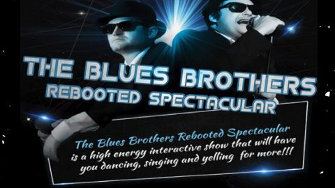 A Lazy Sunday Lunch with the Blues Brothers Rebooted Live at Lizotte's Newcastle
