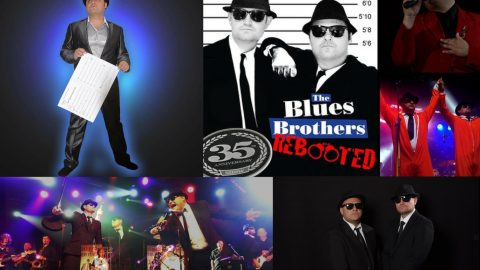 Blues Brothers Rebooted feat Tom Jones Live at Penshurst R.S.L