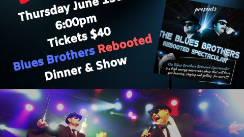 Blues Brothers Rebooted Live at Caboolture R.S.L (QLD)