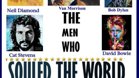 The Men Who Souled The World Live at the Vanguard (Newtown)