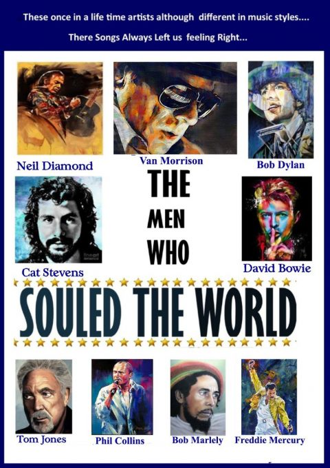 The Men Who Souled The World Live at North Haven Bowling Club