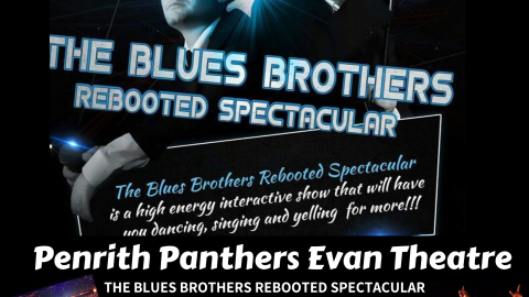 Blues Brothers Rebooted Live at Penrith Panthers Evan Theatre (Members Only Show)