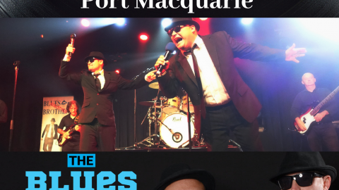 Blues Brothers Rebooted (Duo) Live at Port City Bowling Club Port Macquarie