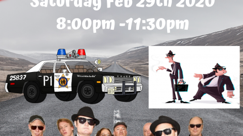 Blues Brothers Rebooted Live at Club Mt Lewis (Greenacre)